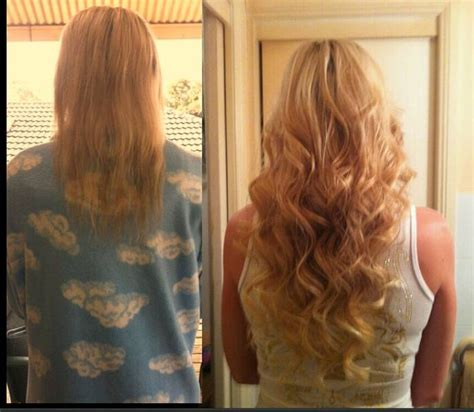lush hair extension reviews lush hair extensions in raby sydney nsw hairdressers