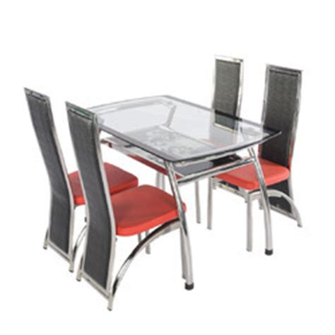 steel chairs for dining table stainless steel dinning set manufacturer from kolkata