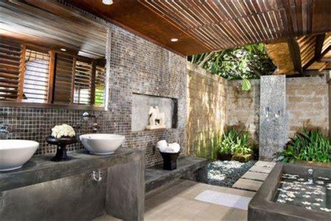 Balinese Home Decorating Ideas by 50 Salles De Bain Vraiment Originales Qui Vont Vous Donner