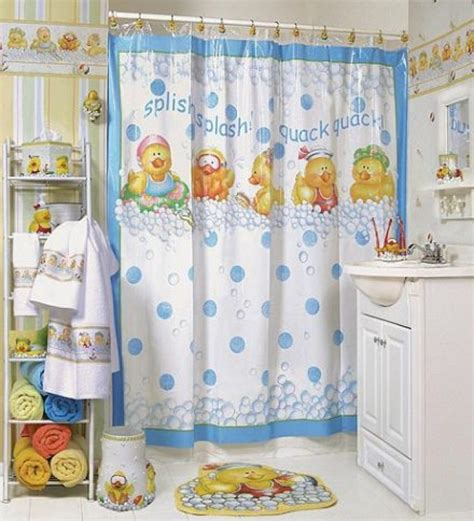 Kid Bathroom Shower Curtains Best Ways To Make Your Bathroom Kid Friendly Techno Faq