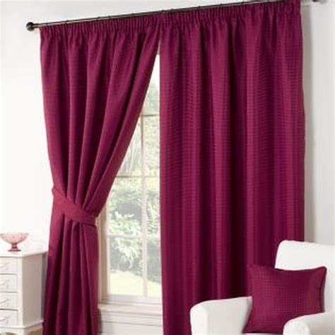 72 width curtains waffle curtains 90 quot width x 72 quot drop aubergine buy