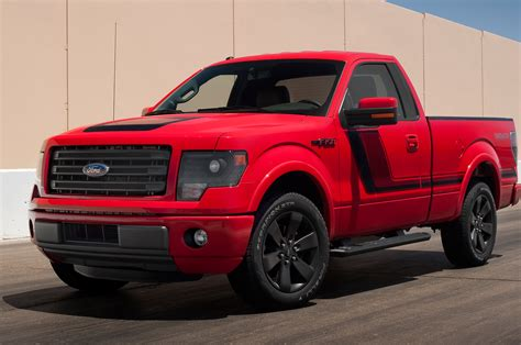 2014 Ford F 150 Tremor Fx2 Front View Photo 8