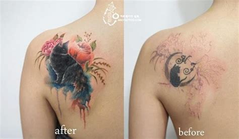 tattoo flower seoul korean flower tattoo gallery