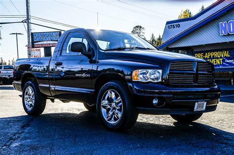 used 2004 dodge ram 1500 laramie rwd truck for sale 33407a