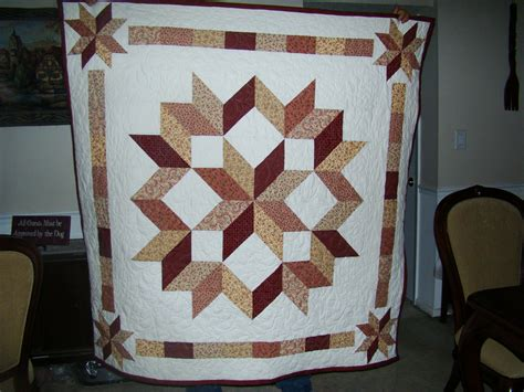 Carpenter Quilt by This Version Of Carpenter From A Post On Quilt