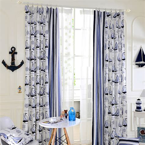 nautical blue curtains curtain rods 187 nautical curtain rods inspiring pictures