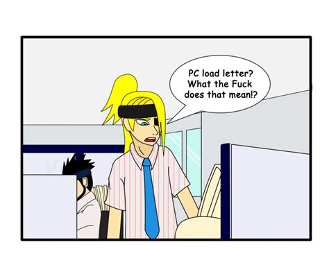 Office Space Pc Load Letter Office Space Pc Load Letter 28 Images Items Similar To