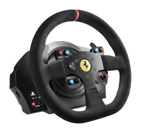 Wheels 599xx 3 thrusmaster reveals details on the t300 integral racing wheel alcantara edition and more
