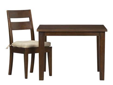 mesas y silla mesa cuadrada de 40 x 40 x 30 p con silla morales