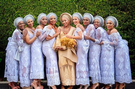 Aso Ebi Ideas & Colour combinations   Lòfinda