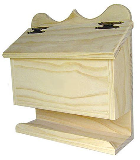 mailbox woodworking plans woodwork wooden mailbox pdf plans