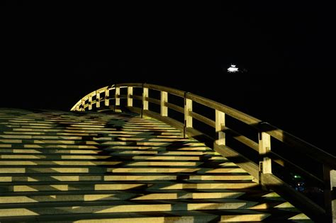 xoops design lab 錦帯橋ライトアップの写真 カメラ倶楽部