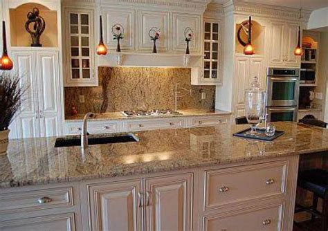 Kitchen Marble Backsplash are you aware of different granite stone types