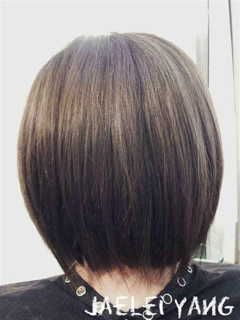 Blunt Bob With Wispy Ends | blunt bob with wispy ends how to cut a blunt bob with