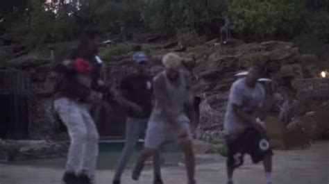 drakes backyard odell beckham is throwing dance parties in drake s