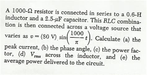 a resistor is connected in series with this combination so as to produce a voltmeter a 1000 ohm resistor is connected in series to a 0 chegg