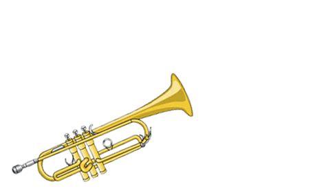 imagenes de trompetas musicales trompeta gif imagui
