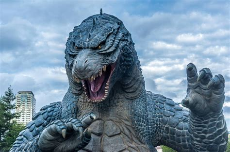 It Monster by Pokemon Go Zilla Safety Fears After Monsters Appear In