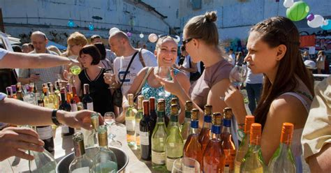 montreal is hosting a massive montreal is hosting a wine festival this month mtl