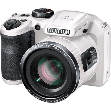 fuji finepix digital fujifilm finepix s6800 digital white 16303337 b h