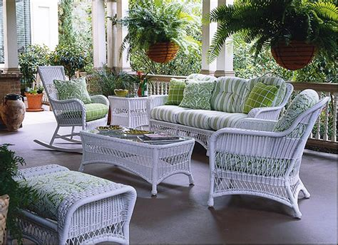 Wicker Porch Chairs by White Patio Furniture Sets 7pc Aluminum Outdoor Dining
