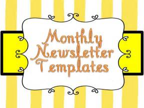 best photos of november newsletter templates for day care