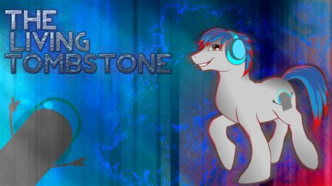 Living Tombstone Wallpaper by The Living Tombstone S Wallpaper By Bluedragonhans On
