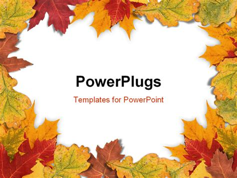 autumn powerpoint templates free images