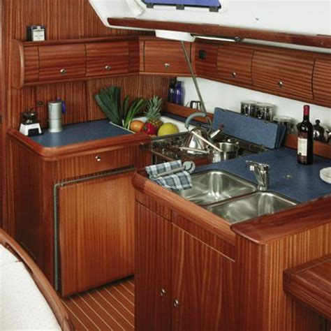 boat galley kitchen designs kitchen on a boat that i everything galley
