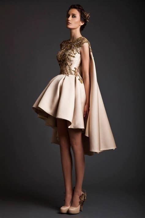 Simple Elegant Evening Wear