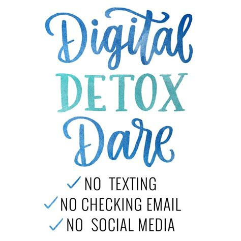 Turn Cellular Detox by Best 25 Digital Detox Ideas On Mindfulness