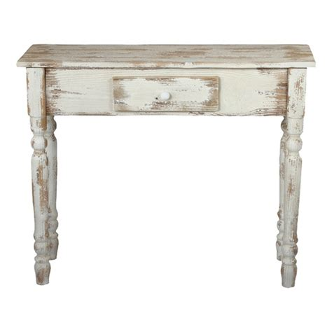 white distressed sofa table distressed white console table decor ideas
