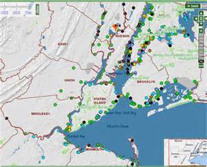 New York Harbor Map by Maps Of New York Harbor And Bay Pictures To Pin On