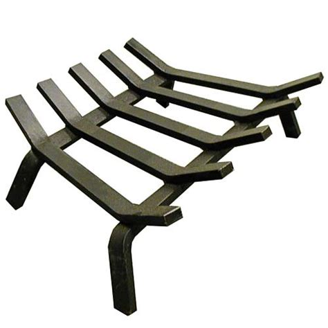 heavy duty fireplace grate 16 quot firestar grate 2 legs