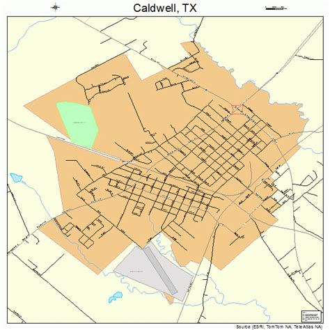 map of caldwell texas caldwell tx pictures posters news and on your pursuit hobbies interests and worries