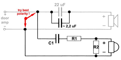 how to connect resistor to tweeter all german thoughts of rx 8 audio system w pic rx8club