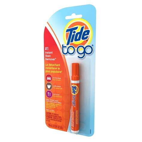 Tide To Go Instan Remover tide to go 3 2 oz instant stain remover 003700001870 the home depot