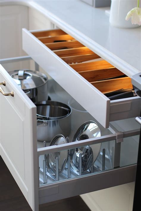 ikea kitchen drawer organizers my ikea sektion kitchen jillian harris
