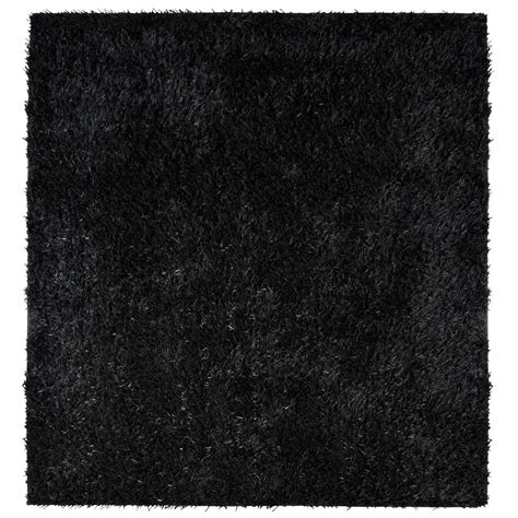 10 5 X 10 5 Square Ft Rug by Home Decorators Collection City Sheen Black 10 Ft X 10 Ft