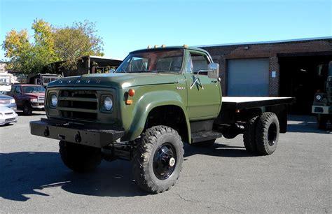 1975 dodge w600 powerwagon 4x4