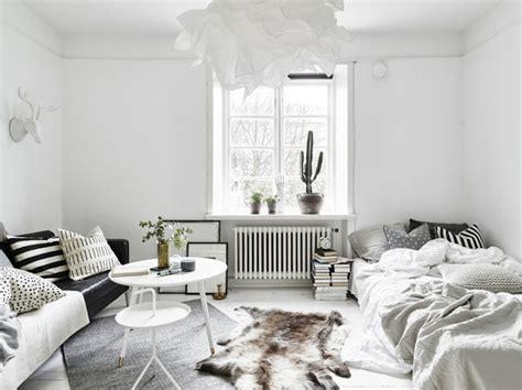 interiors scandinavian style studio apartment scandinavian style small apartment in stockholm