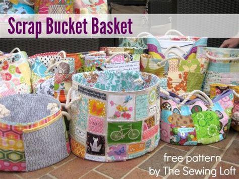 pattern fabric bucket stackable scrap bucket pattern office download buckets