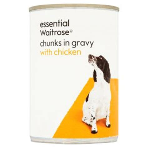 waitrose food essential waitrose food chicken liver in gravy