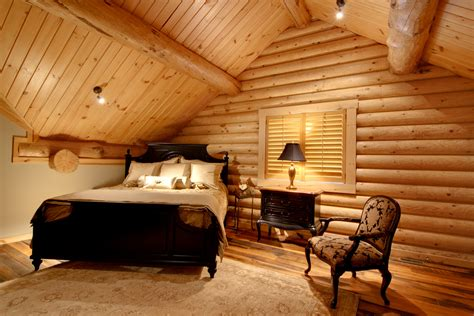 log home interiors images log home interiors heart of carolina log homes