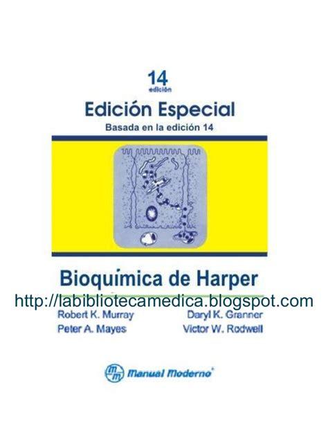 the abominables 1407133020 libro bioquimica harper pdf 28 edicion gratis harper bioquimica ilustrada 29 170 edicion pdf