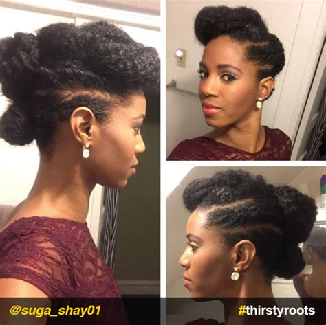 How To Style Hair For Black At Home by 13 Hair Updo Hairstyles You Can Create