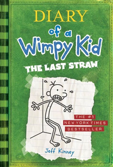 diary of a wimpy kid the last straw book report the last straw by jeff kinney reads