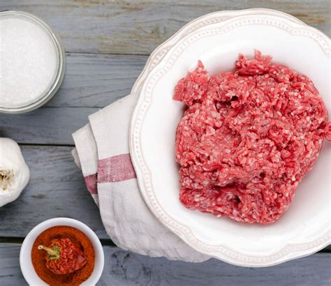 protein 4 oz ground beef the top 20 proteins