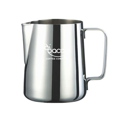 Milk Jug Stainless Steel 1000 Ml Murah tiamo stainless steel milk jug 300ml 600ml 1000ml