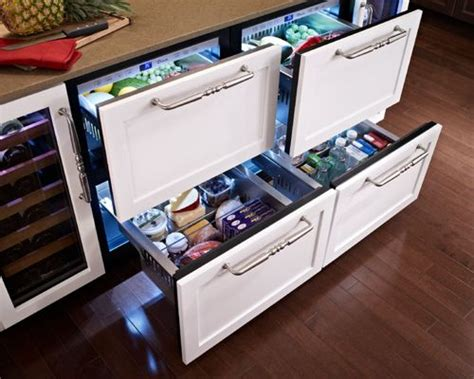 Pull Out Refrigerator Drawers by Pull Out Refrigerator Drawers Houzz